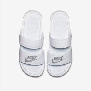 低至6折+叠加额外7.5折+免邮补货:Nike中国官网 凉拖精选,忍者凉拖码全¥179