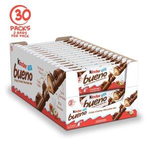 kinder 缤纷乐巧克力棒 30条