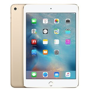 低至$299 多色可选iPad mini 4 16GB/64GB 官翻版 躺着看剧必备