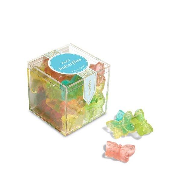 蝴蝶造型软糖