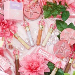 低至6折 €18收超火遮瑕Jeffree Star J姐自创品牌热卖中 粉粉嫩嫩的超可爱