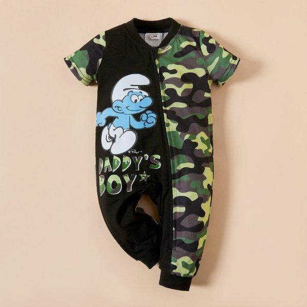 婴童连体衣