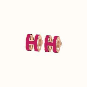 $245起Hermes 时尚首饰热卖 收经典Pop H耳钉