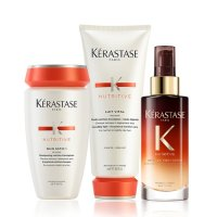 Kerastase Nutritive Severely Dry Hair Care Set | Kerastase