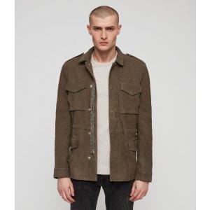 ALLSANTS麂皮夹克外套