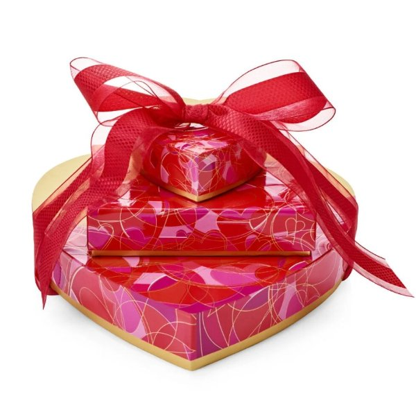 情人节巧克力礼盒3件套