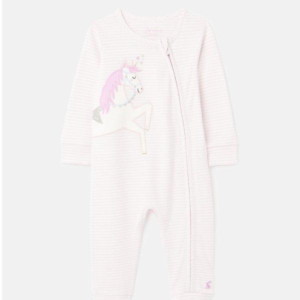 婴儿全棉连体衣