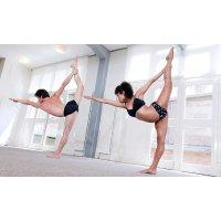 湾区瑜伽和普拉提不限次数(一个月)