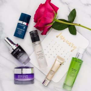 15% Off+ Free Gifts With Lancôme Purchase @ Lord & Taylor
