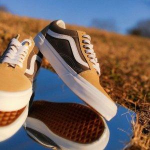 5折起+首单8折! 棋盘格仅€28Vans 夏季大促 收Old Skool滑板鞋、情人节限定、棋盘格