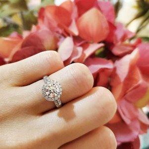 低至4折 订婚钻戒$287Blue Nile 钻石珠宝零售商 精选首饰特卖 粉丝强推
