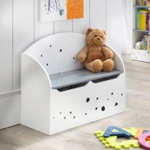 低至5折Wayfair官网 精选儿童玩具收纳箱促销热卖