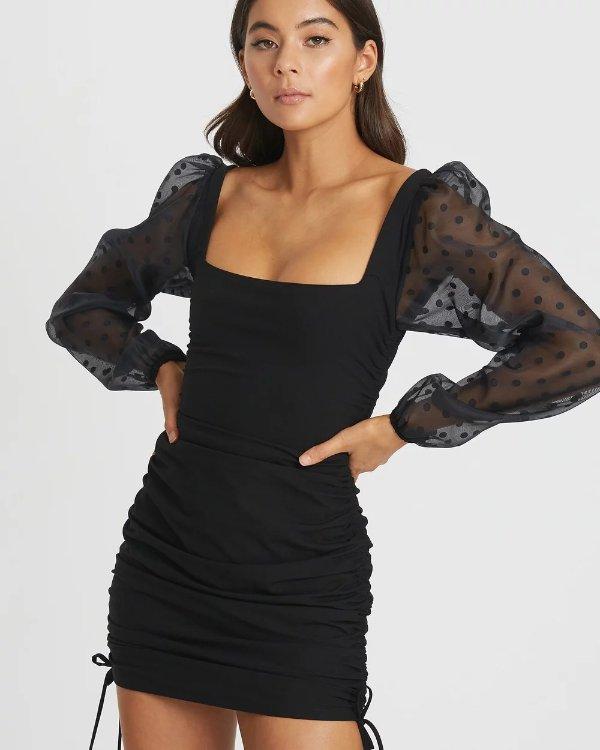 Lottie迷你小黑裙