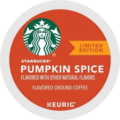 Pumpkin Spice轻度烘焙咖啡胶囊 22颗装