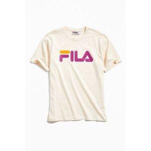 Filalogo男士T恤