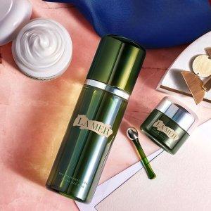 送价值$248好礼折扣升级:La Mer官网 护肤彩妆热卖 收新款套装、神奇面霜