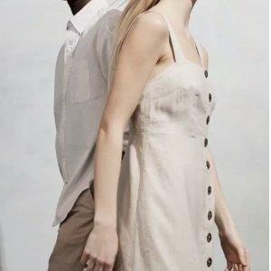 低至6折 棉麻置顶透气舒适Club Monaco 精选美衣限时闪购