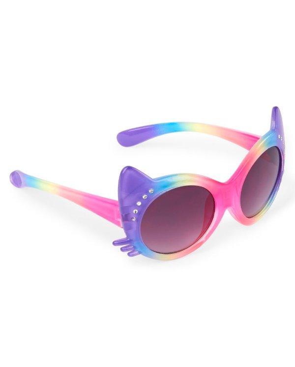 婴幼儿猫咪太阳眼镜