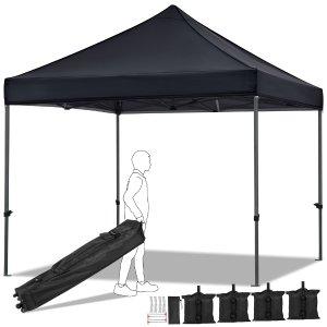 $105.99Easyfashion Heavy-Duty Waterproof 10'x10' Canopy