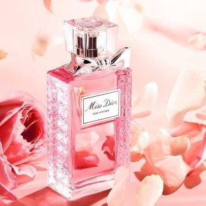 €51.74收Miss Dior香水套装Sephora 香水&护肤热卖 全场7.5折 速收超值套装 情人节好礼首选