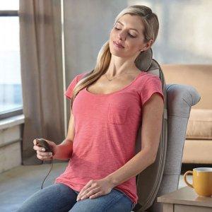 5折起Homedics 精选按摩仪器大促 收按摩坐垫