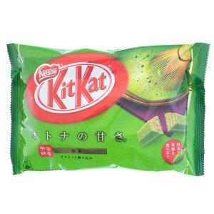 Nestle无门槛85折抹茶Kit Kat