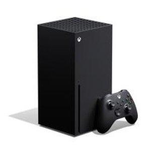 $599.99Xbox Series X 次时代主机 补货!!需添加手柄进入购物车结账