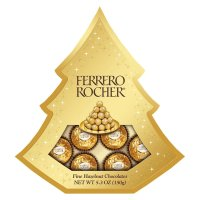 Ferrero Rocher 圣诞树造型巧克力礼盒