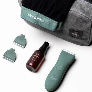 6折+包邮独家:Meridian Grooming 男士私处护理保养套装