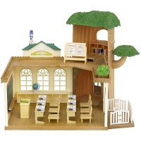 Calico critters Country Tree 学校套装