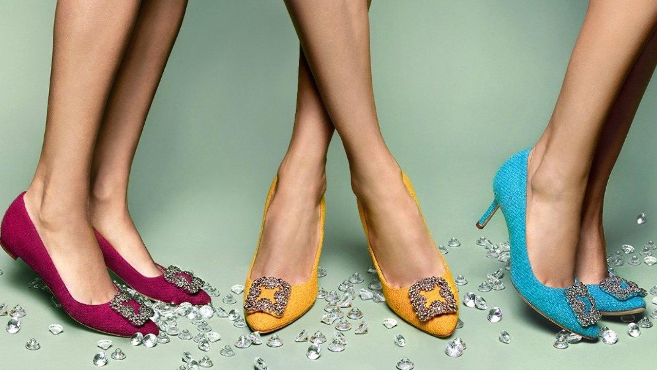 2019年Manolo Blahnik经典鞋款推荐 | 拥有一双MB鞋,是多少女孩的心愿?