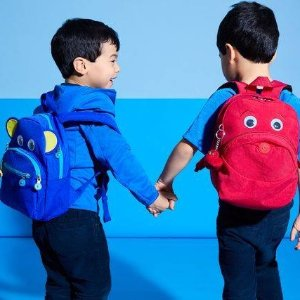 Up to Extra 30% OffBack to School Sale @ Kipling USA