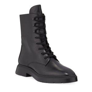 Stuart WeitzmanMcKenzee Combat 短靴