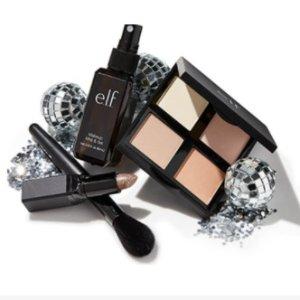 Free 4 Piece Gift+FSWith $25+ Purchase @ e.l.f. Cosmetics