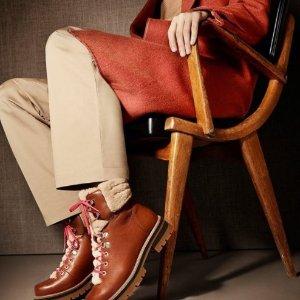 7折 Clarks 牛津鞋仅£38延长一天:Timberland、Clarks、Hunter 设计师鞋履好价热促