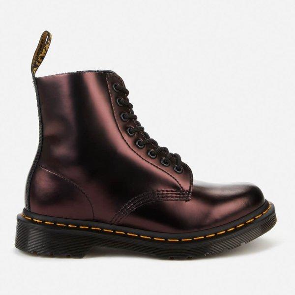 1460 8孔马丁靴 - Red