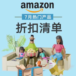 乐高爆款现货+包邮Amazon 7月折扣清单丨宾得宝$12/瓶,宠物用品低至$2