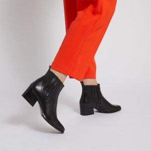 8.5 真皮floyd 女款踝靴