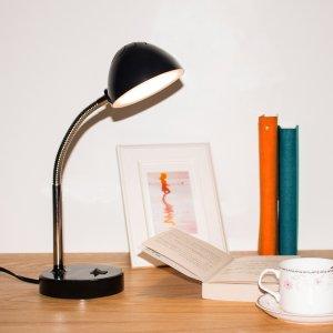 $5 (原价$9.88)Mainstays 3.5瓦LED台灯