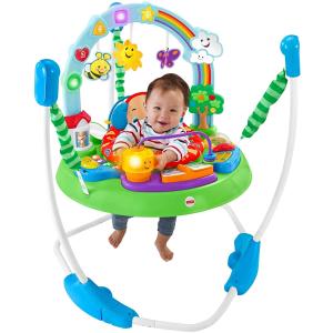$84.97(原价$149.99)史低价:Fisher-Price 费雪婴幼儿蹦蹦游戏椅
