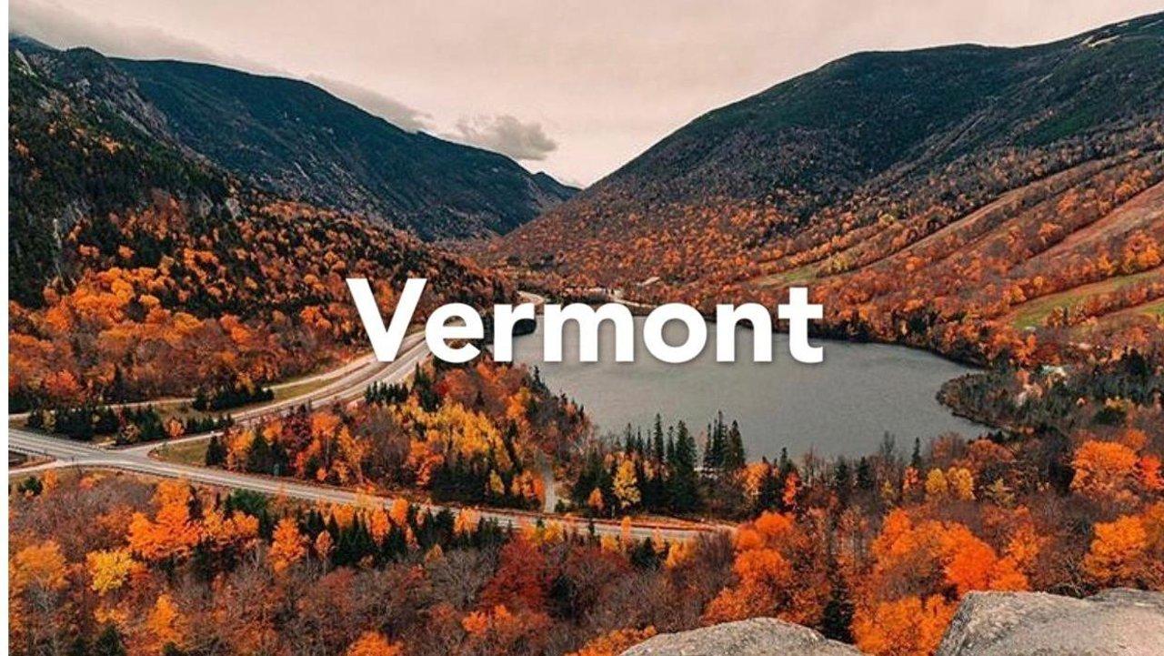 多图游记 周末在Vermont邂逅世界上最红的秋天