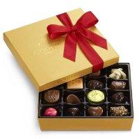 Godiva 金装什锦巧克力节日19颗礼盒