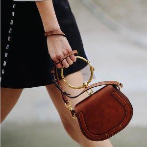 低至5折 $169收BV拼色卡包Gilt 精选 Bottega Veneta、菲拉格慕、Chloe 等大牌美鞋美包热卖