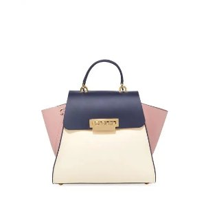 Zac Zac PosenEartha Tall Colorblock Top Handle Bag
