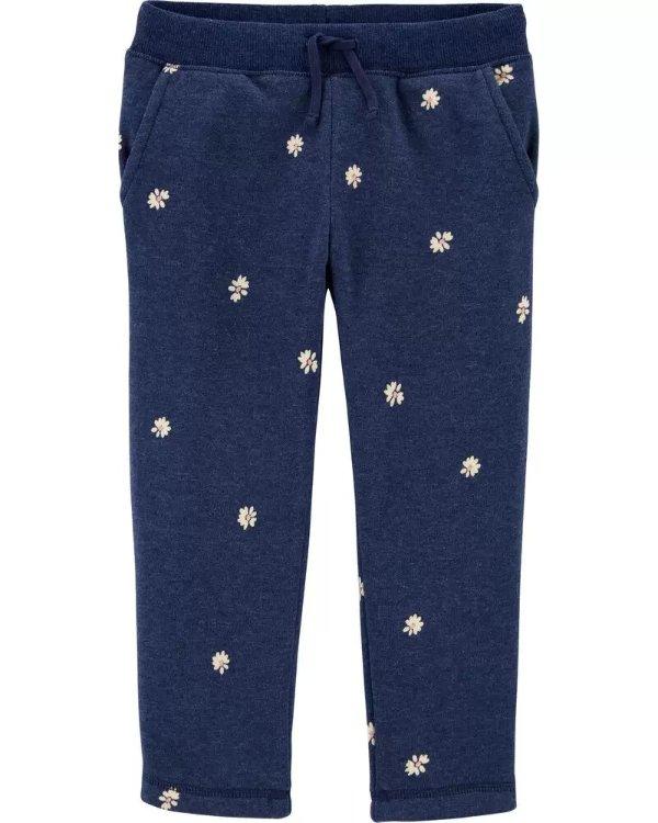 女小童卫裤
