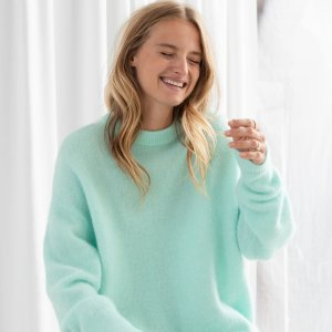 Up to 50% Off + FS& Other Stories Sweaters Sale