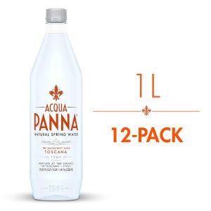 意大利天然矿泉水 25.3oz 12瓶