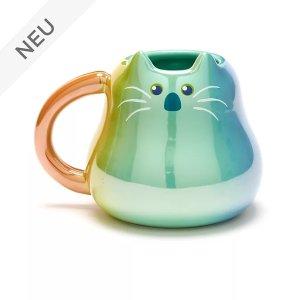 变色猫咪杯