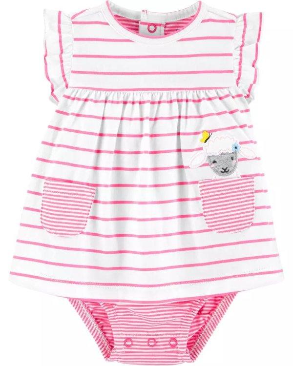 婴儿裙式包臀衫
