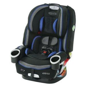 Graco4Ever® DLX 4-in-1 安全座椅